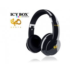 ICY BOX Big City Vibes Headphones - Black (IB-HPh2)