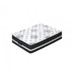 Giselle Bedding Donegal Euro Top Cool Gel Pocket Spring Mattress 34cm Thick – Single