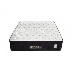 Charcoal Infused Super Firm Pocket Mattress Queen