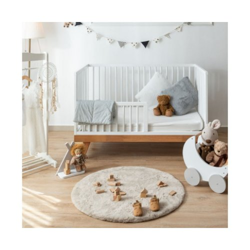 Scotty 4 in 1 Convertible Baby Cot Bed